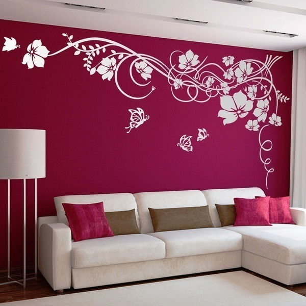 Latest Wall Colour Design : Stickers muraux et autocollants d?coratifs