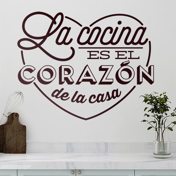 La cuisine est le c ur de la maison espagnol - La cuisine en espagnol ...