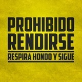 Stickers muraux: Prohibido rendirse 3