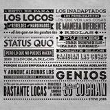 Stickers muraux: Esto es para los locos.. 3