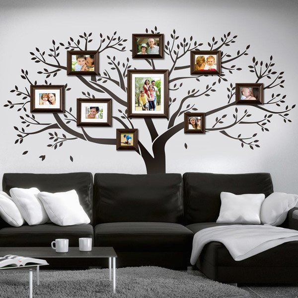 Stickers Arbre Photo. Gallery Of Cage Oiseaux Ppinire ...