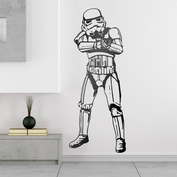 Stickers muraux: Stormtrooper 2