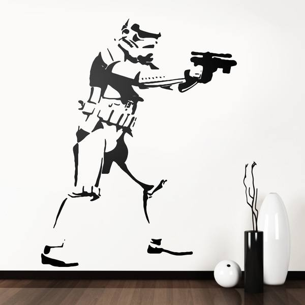 Stickers muraux: Stormtrooper 3