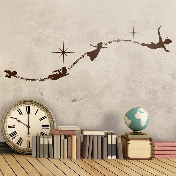 Stickers muraux disney - Vinilos infantiles disney para paredes ...