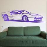 Stickers muraux: Ferrari 288 GTO 2