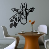 Stickers muraux: Girafe 2