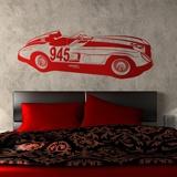 Stickers muraux: Ferrari 250 testa rossa - 1957 2