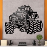Stickers muraux: Monster Truck BigFoot 3