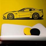 Stickers muraux: Ferrari 599 GTB Fiorano 2