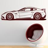 Stickers muraux: Ferrari 599 GTB Fiorano 3
