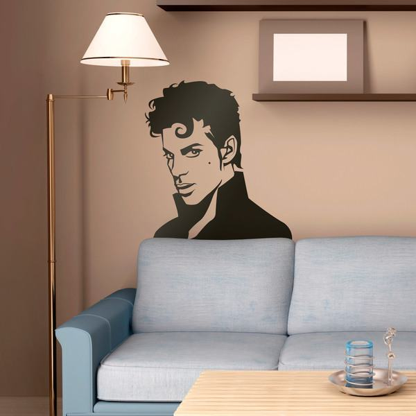 Stickers muraux: Prince