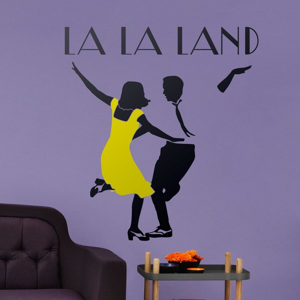 Stickers muraux: La La Land 2