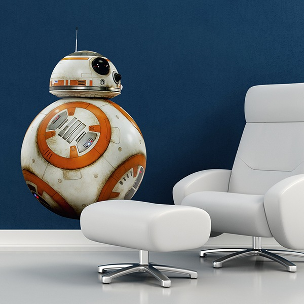 Stickers muraux: BB8