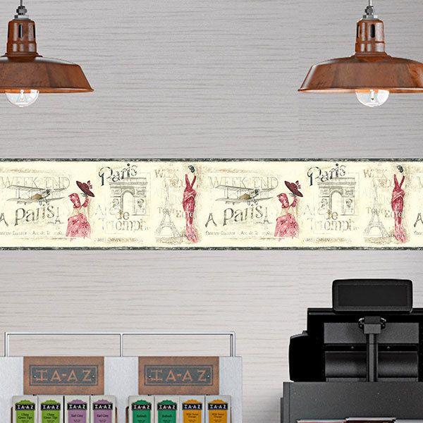 Frises Murales ~ Meilleures Images D'Inspiration Pour Votre Design