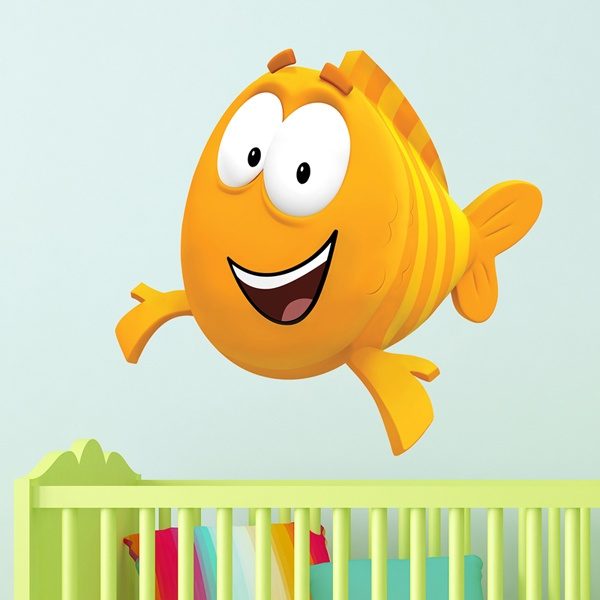 Stickers pour enfants: Bubble 11