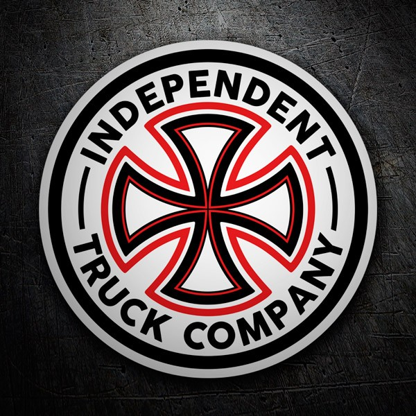 Autocollants: Independent Truk Company Classic