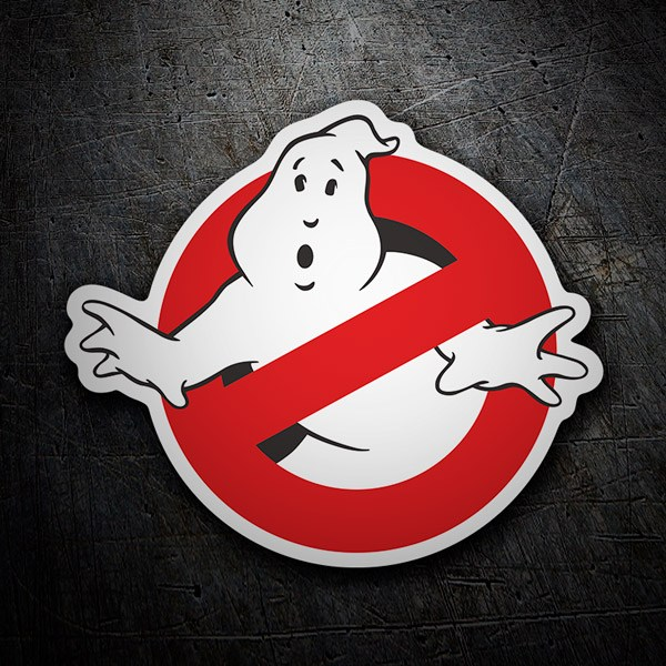 Autocollants: Autocollant Ghostbusters