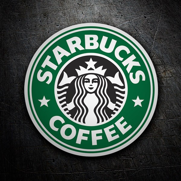 Stickers muraux: Starbucks Coffee