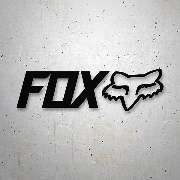 Autocollants: Fox Racing 2019