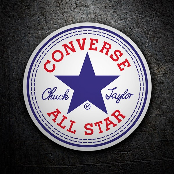 Autocollants: Converse All Star