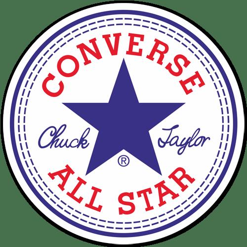 sticker converse