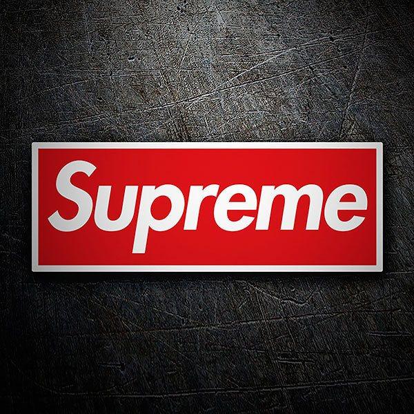 Autocollant Supreme | WebStickersMuraux Com
