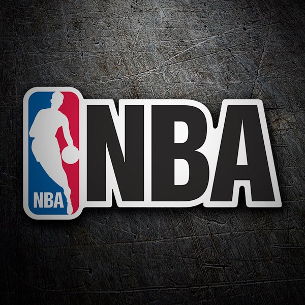 Autocollants: NBA (National Basketball Association)