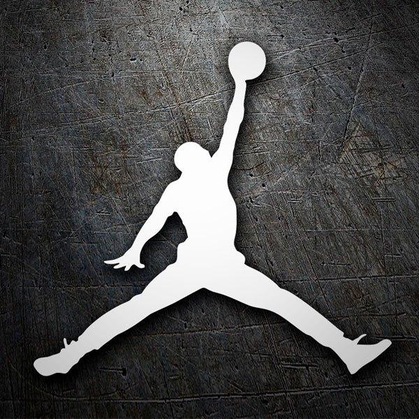 online store c979e 4d602 Autocollant silhouette Air Jordan (Nike)