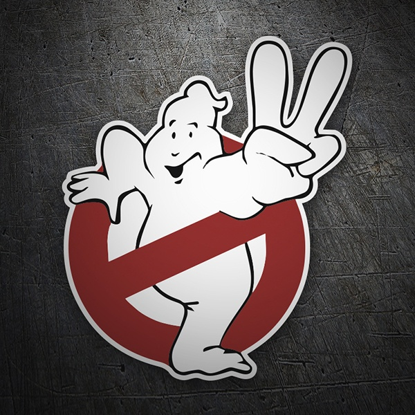 Autocollants: Ghostbusters 2