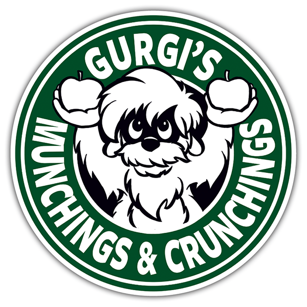 Autocollants: Gurgi Munchings and Crunchings 0