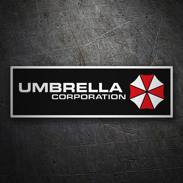 Autocollants: Umbrella Corporation