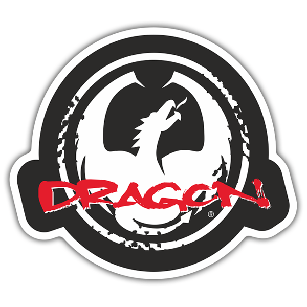 Autocollants: Dragon Alliance Logo