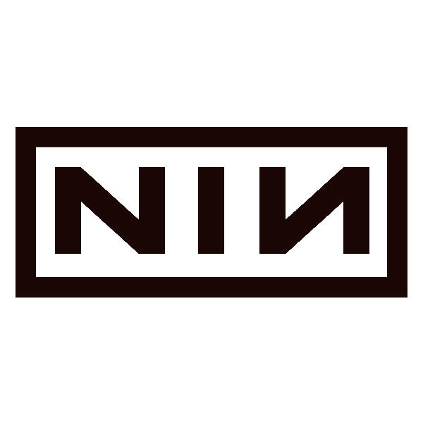 Autocollants: Nine Inch Nails