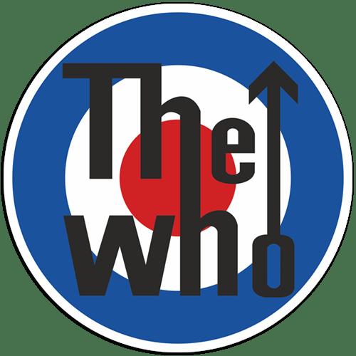 Autocollants: The Who logo