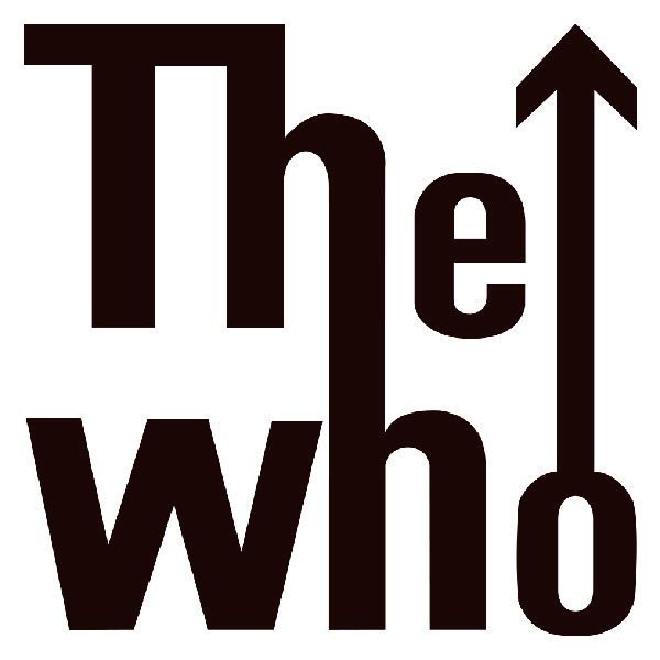 Autocollants: The Who
