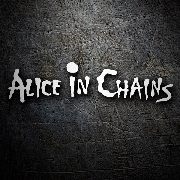 Autocollants: Alice in Chains