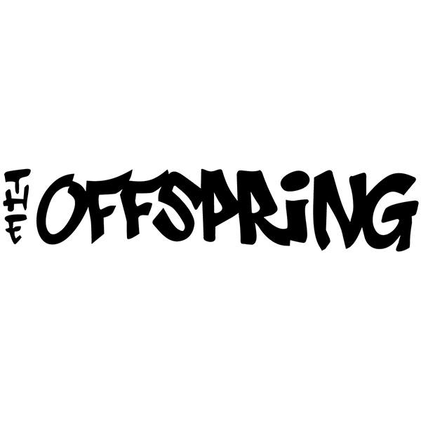 Autocollants: The Offspring