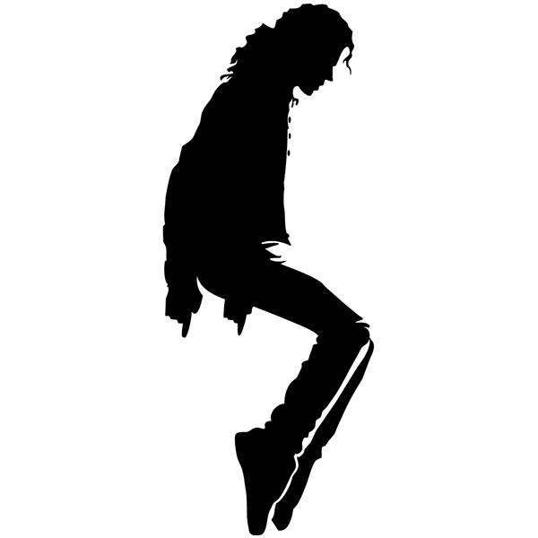 Autocollants: Michael Jackson - Beat It