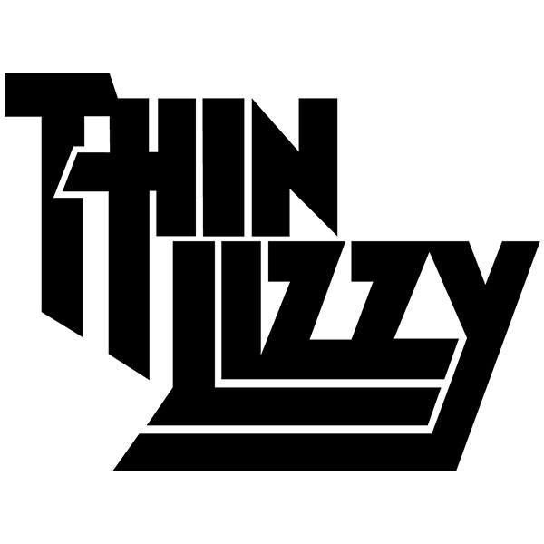Autocollants: Thin Lizzy