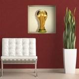 Stickers muraux: Coupe du Monde de Football niche 3