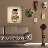 Stickers muraux: Vase Grec niche 3