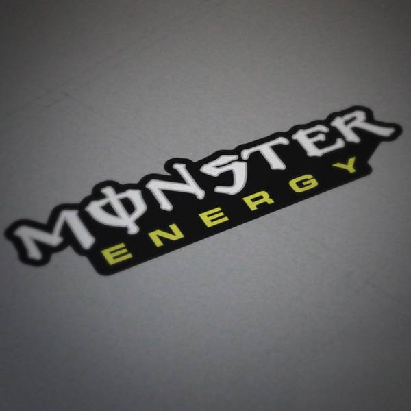 Autocollants: Monster Energy 6