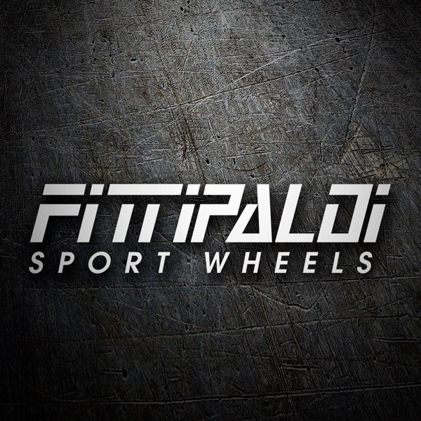Autocollants: Fitipaldi Sports Wheels
