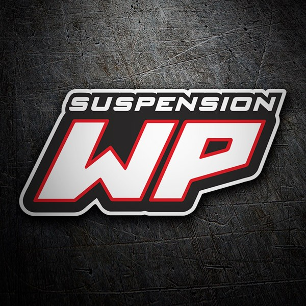 Autocollants: Suspension WP