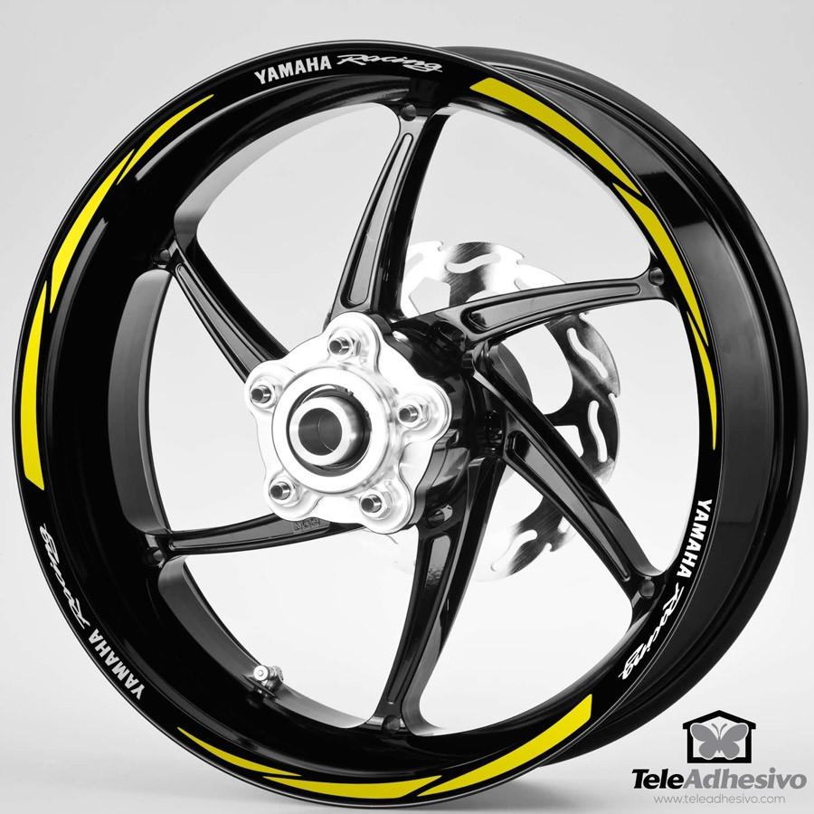 Kit Liseret Jante Motogp Yamaha Racing