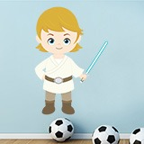 Stickers pour enfants: Luke Skywalker 3