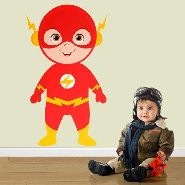 Stickers pour enfants: Flash