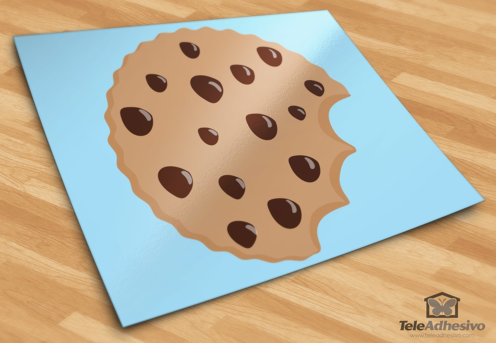 Stickers pour enfants: Cookie
