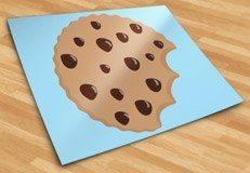 Stickers pour enfants: Cookie 5