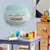 Stickers pour enfants: Cookie jar  3
